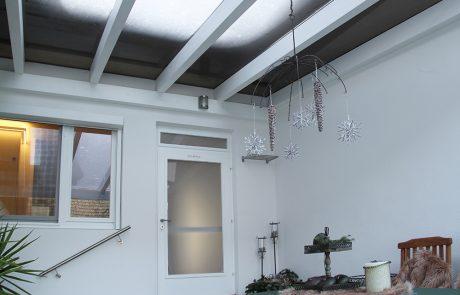 Glasdach von der Glaserei Kovacs
