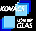 Logo hell Glaserei Kovacs